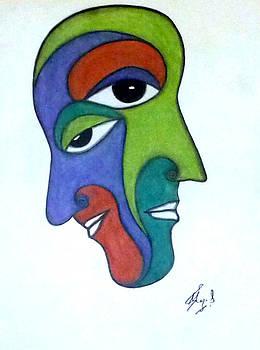Together by Sarojit Mazumdar