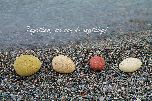 Together We Can Do Anything by Nina Silver