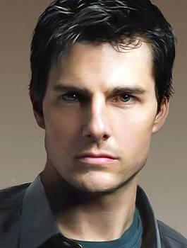 Dominique Amendola - Tom Cruise