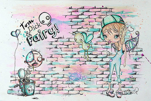 Tom Dick and Fairy by Lizzy Love