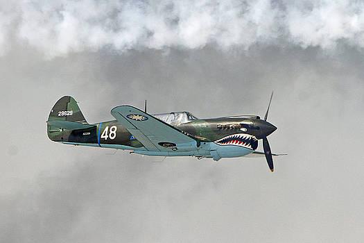 Tomahawk in Flight by Shoal Hollingsworth