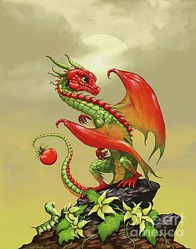 Tomato Dragon by Stanley Morrison