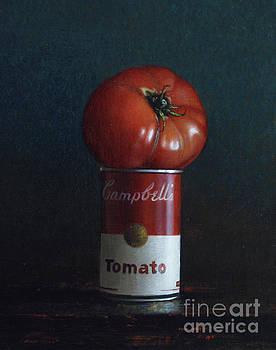 Tomato Soup by Larry Preston