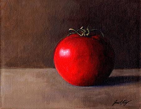 Tomato Still Life 1 by Janet King