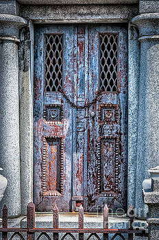 Kathleen K Parker - Tomb Doorway - New Orleans