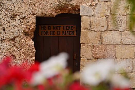Tomb of Jesus by Atul Daimari