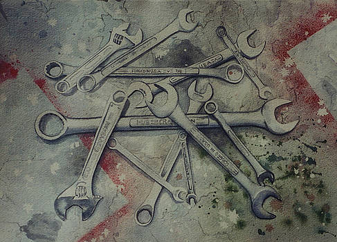 Tools by Karla Horst