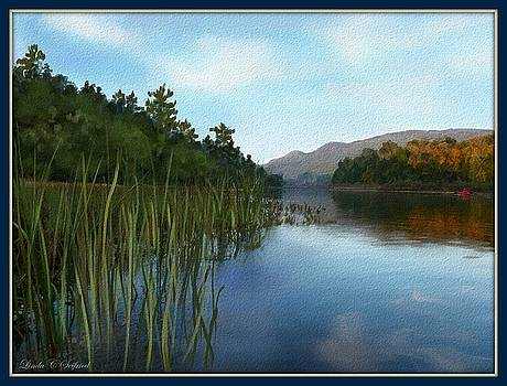 Top of Northwest Bay by Linda Seifried