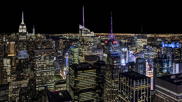 Top of the Rock by Chris Austin