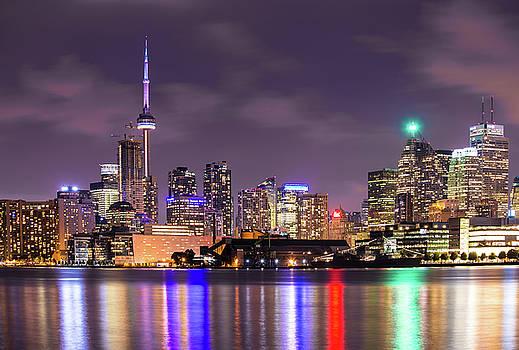 Toronto 6 by Mariusz Czajkowski