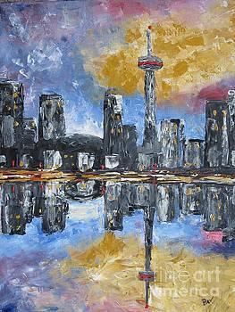 Toronto Canada by Beverly Livingstone
