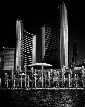 Toronto City Hall No 25 by Brian Carson