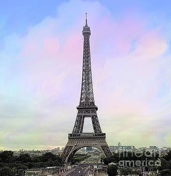Torre Eiffel  by Lilliana Mendez
