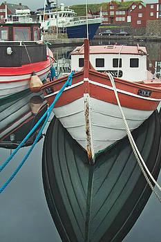 Robert Lacy - Torshavn Boat
