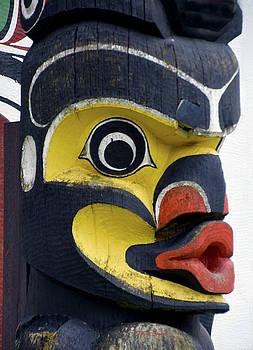 Totem Heritage Center Ketchikan Alaska by Barbara Snyder