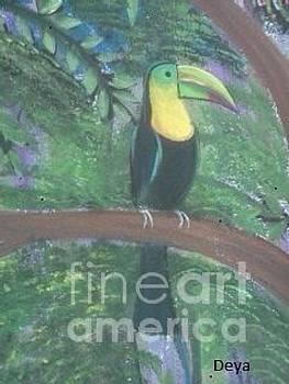 Toucan Sam by Deyanira Harris