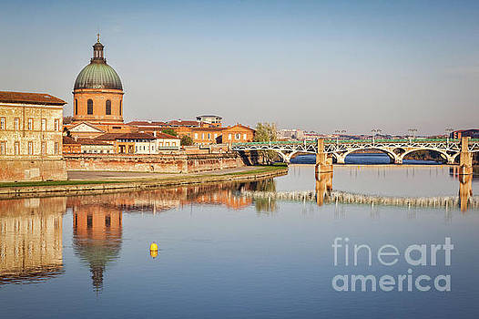 Toulouse Reflection by Colin and Linda McKie