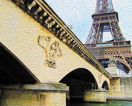 Tour de Eiffel by Joseph Re