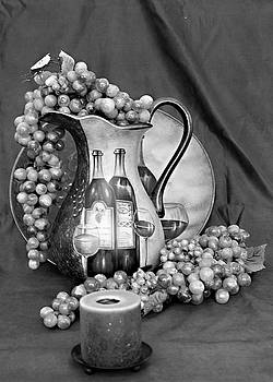 Tour of Italy in Black and White by Sherry Hallemeier