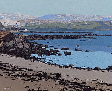 Toward Castle by Malcolm Warrilow