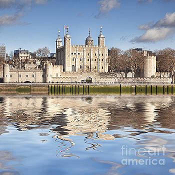 Tower of London by Colin and Linda McKie