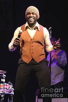 Tower of Power Singer Marcus Scott by Concert Photos