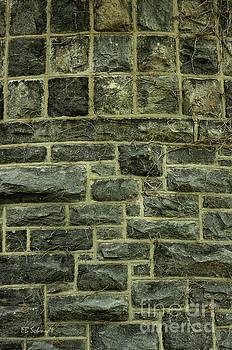 Tower Wall by E B Schmidt