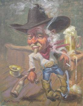 Town Drunk by Texas Tim Webb