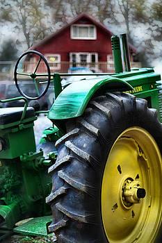 Tractor Farm by Ben Michalski