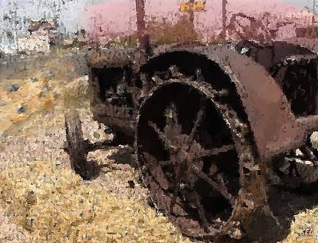 Tractor by Kelly McManus