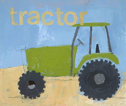 Tractor by Laurie Breen
