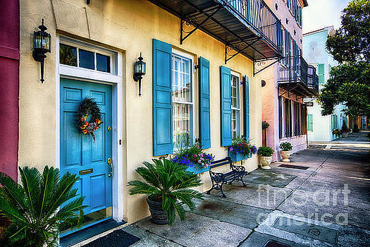 Traditional Houses of Charleston by George Oze