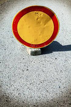 Traffic Sign 01 by Vladimir Jovanovic