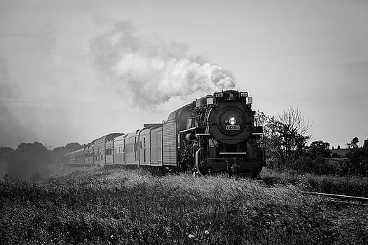 Train Days by CJ Schmit