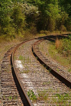 Train don t come by here no more by Rich Caperton