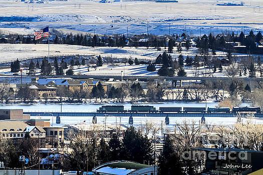 Train Train by John Lee