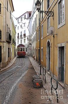 Tram # 28 by Floyd Menezes