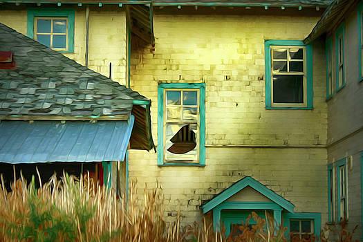 Tranquille Sanatorium by Theresa Tahara