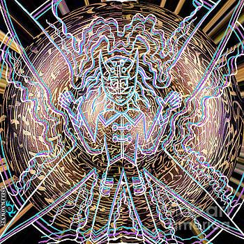 Transfigured  by Alexander Ladd