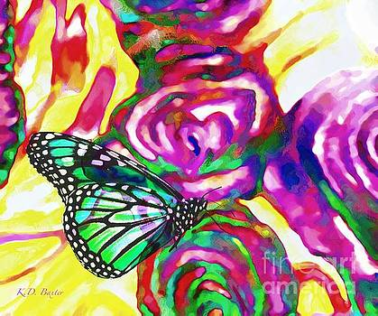 Translucent Butterfly Harmony by Kimberlee Baxter