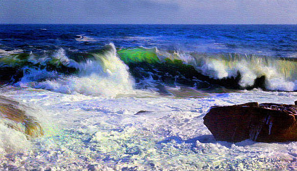 Transparent Wave by Frank Wilson