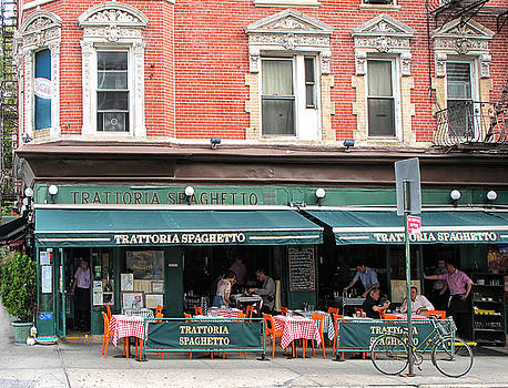 Trattoria Spagetto by Dave Mills
