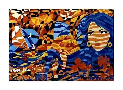 Traveling-1 by Adel Jarbou