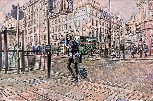 Traveling  by Nicole Frischlich