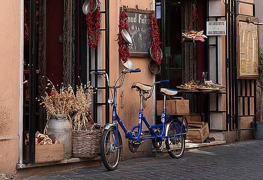 Tre Biciclette by Kirk Shorte