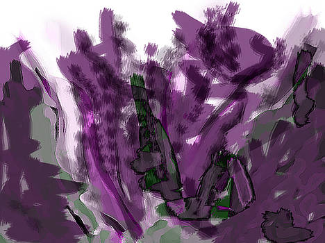 Treat Me to Lavender by KR Moehr