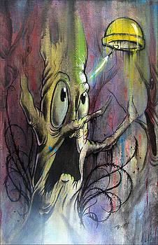 Tree Abduction by Matt Truiano