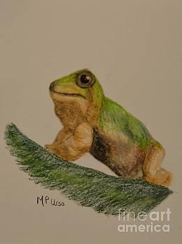 Maria Urso - Tree Frog