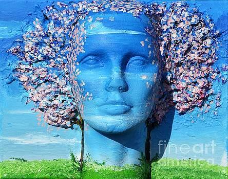 Tree Head Spring  by P Dwain Morris