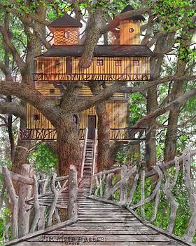Tree House #6 by Jim Hubbard
